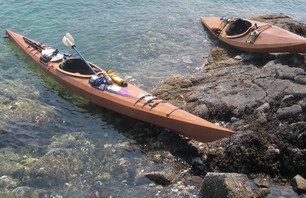 Pygmy Boats Hand-Built Kayak Kit