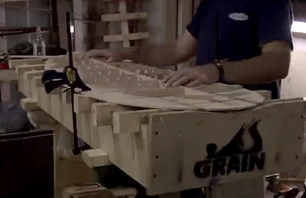The Making of a Grain Surfboard, Pt. 1