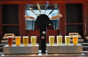 Happy Hour: Bottoms Up Draft Beer