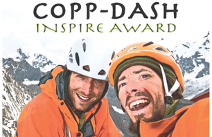 Copp-Dash Inspire Award