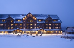 Weekender: [The New] Jay Peak Resort, Vermont