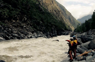 'The Book of Legends': Whitewater Kayaking in Siberia