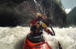 The Book Of Legends: Whitewater Kayaking in Siberia