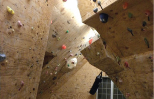 DIY: Home Climbing Gym