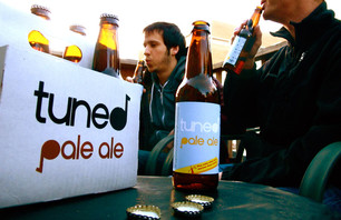 Tuned Pale Ale