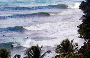 Puerto Rico: Best Bet for November Surf