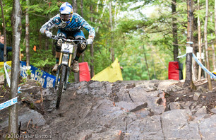 MTB World Championships at Mont Sainte Anne [+Vids]