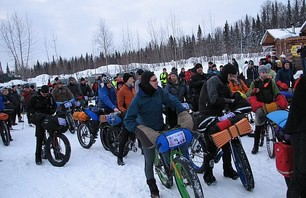 Susitna 100: Ski, Bike and Run Across Alaska's Wilderness