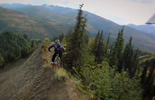Gravity MTB Team in Alaska: Eric Porter