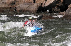 Spring Fling: Bike, Climb and Kayak the New River Gorge, WV 