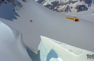 'Behind the Line' with TGR: Crevasse Gap & Burkett Spines