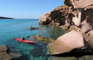 Kayaking the Sea of Cortez