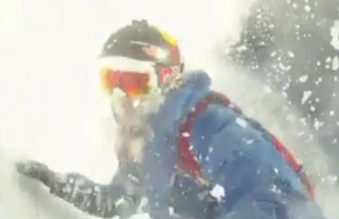 Teton Powder Day with Kinger & Kevin Jones