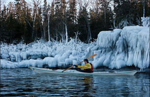Winter Kayaking: Gear + Tips