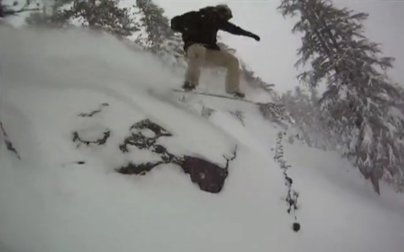 Mammoth Powder with Jussi Oksanen