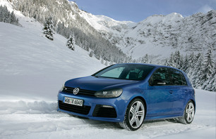 2012 Volkswagen Golf R20