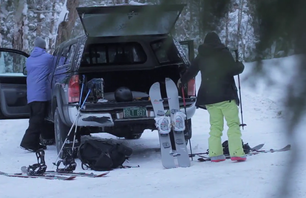 East Coast Splitboard: 'DTK - Episode 1'