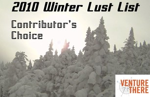 Winter Lust List: Contributor's Choice