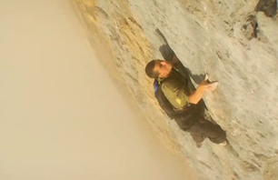 BASE Soloing with Dean Potter
