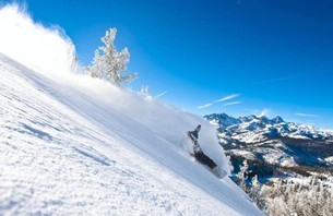 Mammoth Snow for World Snowboarding Day