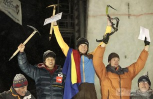 2010 Ice Climbing World Cup Champions Photo 0010