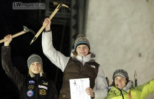 2010 Ice Climbing World Cup Champions Photo 0011