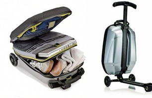 10 Over-Achieving Luggage Designs