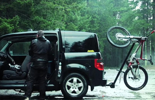 \'Island Winter\': Mountain Biking on Vancouver Island