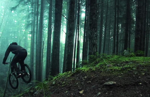 'Island Winter': Mountain Biking on Vancouver Island