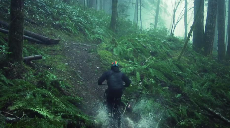 Island Winter: Mountain Biking on Vancouver Island