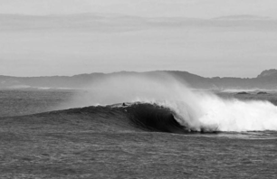 Surfing Tasmania\'s West Coast