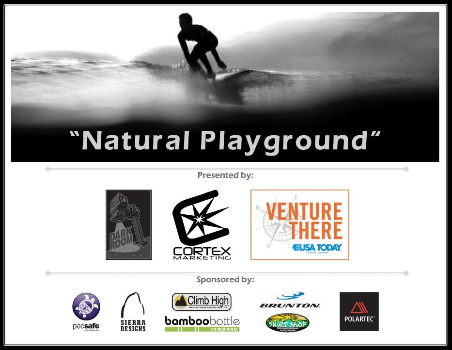 \'Natural Playground\' Photo Contest: Exhibit Selections