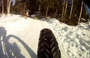 Alaska Heli-Boarding and Snow Biking
