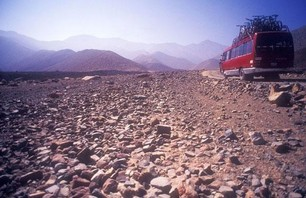Mountain Biking Peru\'s Olleros Trail