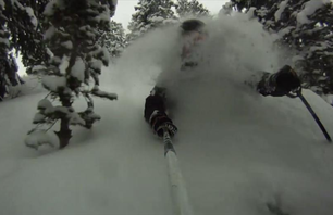 Alta Powder Day [+Vid]