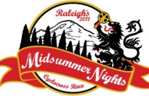 Raleigh\'s 2011 Midsummer Nights Cyclocross Race