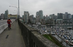 Vancouver via Bike and Kayak