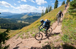 Maintain Energy On Long Mountain Bike Rides