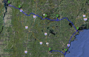 Fall Road Trip: New England Multi-Sport