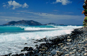 December Surf: Lesser Antilles