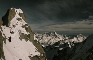 Ski Mountaineering Chardonnet, Chamonix Mont-Blanc