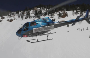 Utah Heli-Skiing with Wasatch Powderbird