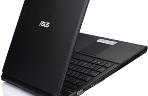 Travel Laptop: Asus U36 with Microsoft Windows 7