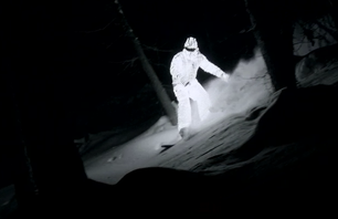 L.E.D. Outerwear x Night Snowboarding x Red Epic Camera