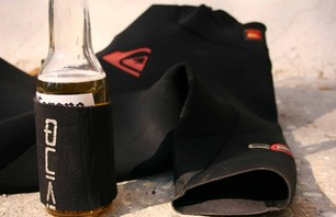 DIY: Converted Wetsuit Coozie