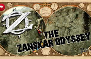 The Zanskar Odyssey: Part 4 -The Battle of Little Big Rocks (+Vid)